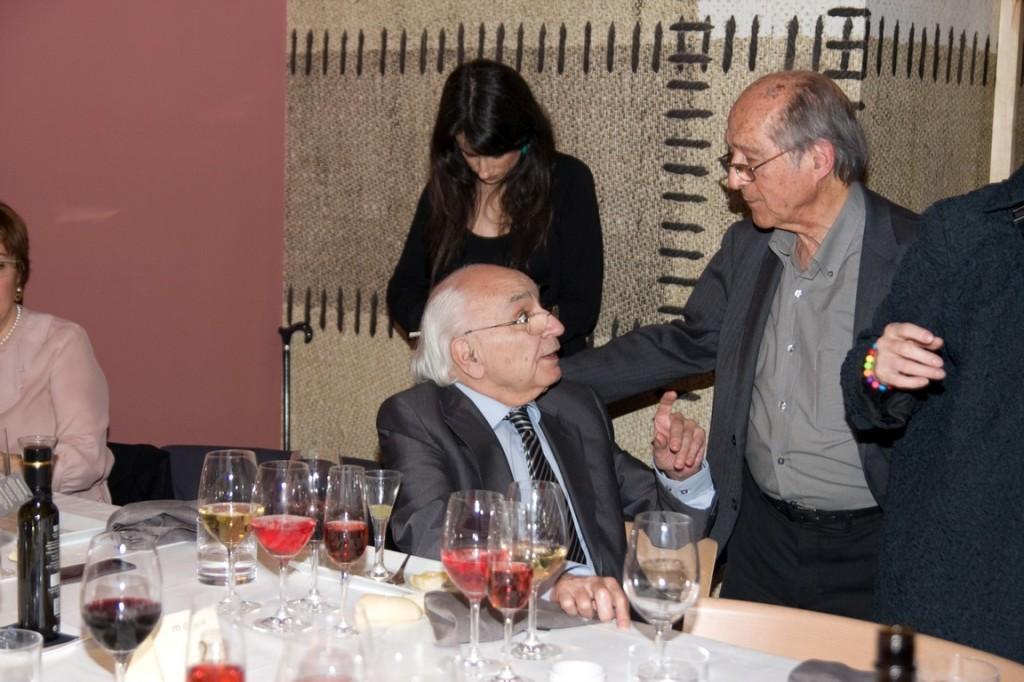 Francisco Brines i José Corredor